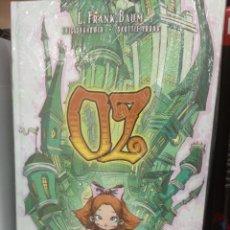 Cómics: OZ CLÁSICOS ILUSTRADOS, INTEGRAL Nº 2, EDITORIAL PANINI.. Lote 206267227