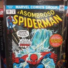 Cómics: EL ASOMBROSO SPIDERMAN TOMO 8 , MARVEL GOLD, EDITORIAL PANINI.. Lote 206270692
