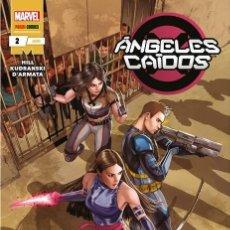 Cómics: ANGELES CAIDOS 2 - PANINI / MARVEL GRAPA / NOVEDAD. Lote 206273207