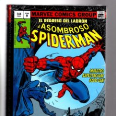 Cómics: EL ASOMBROSO SPIDERMAN 9 : EL REGRESO DEL LADRON - PANINI / MARVEL OMNI GOLD / NUEVO Y PRECINTADO. Lote 183199353