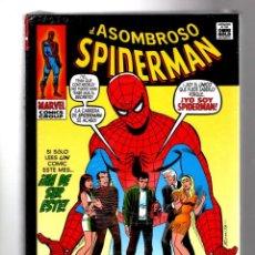 Cómics: EL ASOMBROSO SPIDERMAN 5 : POR FIN DESENMASCARADO - PANINI / MARVEL OMNI GOLD / NUEVO Y PRECINTADO. Lote 183466010