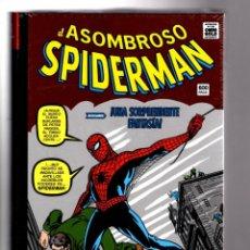 Cómics: EL ASOMBROSO SPIDERMAN 1 : PODER Y RESPONSABILIDAD - PANINI / MARVEL OMNI GOLD / NUEVO Y PRECINTADO. Lote 206321668