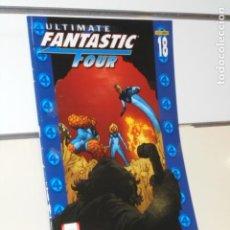 Cómics: ULTIMATE FANTASTIC FOUR Nº 18 - PANINI. Lote 206324045