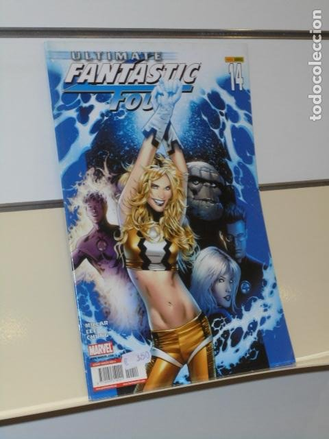 ULTIMATE FANTASTIC FOUR Nº 14 - PANINI (Tebeos y Comics - Panini - Marvel Comic)