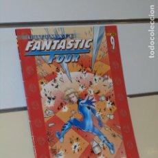 Cómics: ULTIMATE FANTASTIC FOUR Nº 9 - PANINI. Lote 206325106