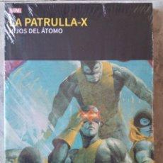 Cómics: GRANDES TESOROS MARVEL. LA PATRULLA-X: HIJOS DEL ÁTOMO , PÓSTER GIGANTE INCLUIDO. Lote 205844478