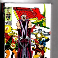 Cómics: LA IMPOSIBLE PATRULLA-X 6 : EL JUICIO DE MAGNETO - PANINI / MARVEL OMNI GOLD / NUEVO Y PRECINTADO. Lote 206355247