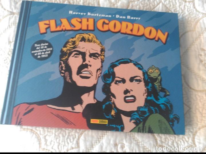 FLASH GORDON TIRAS DIARIAS 19 NOVIEMBRE 1951 AL 20 ABRIL 1953 (Tebeos y Comics - Panini - Otros)