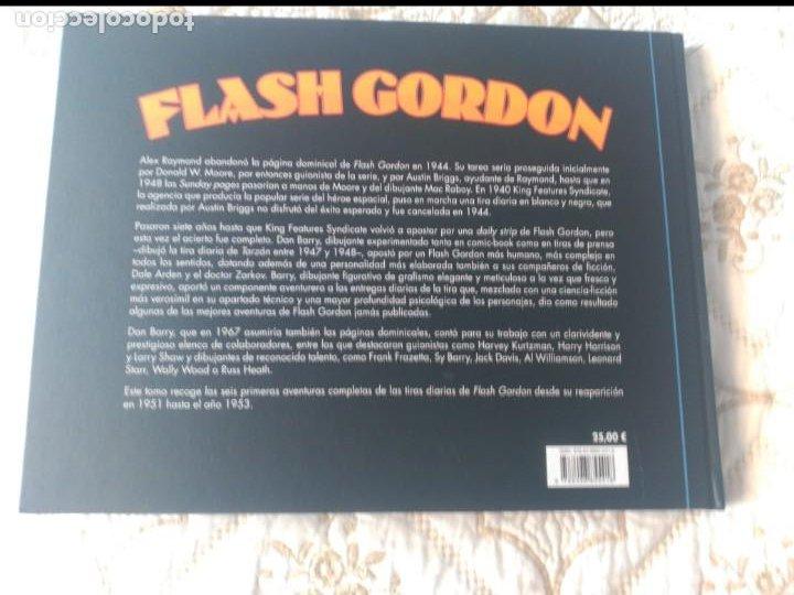 Cómics: Flash Gordon Tiras diarias 19 Noviembre 1951 al 20 Abril 1953 - Foto 2 - 206370986