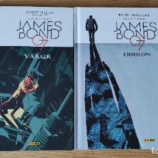 Cómics: JAMES BOND 007: 1-2, DE PANINI COMICS (WARREN ELLIS & JASON MASTERS). Lote 206375206