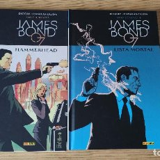 Cómics: JAMES BOND 007: 3+6, DE PANINI COMICS (ANDY DIGGLE & LUCA CASALANGUIDA). Lote 206375565