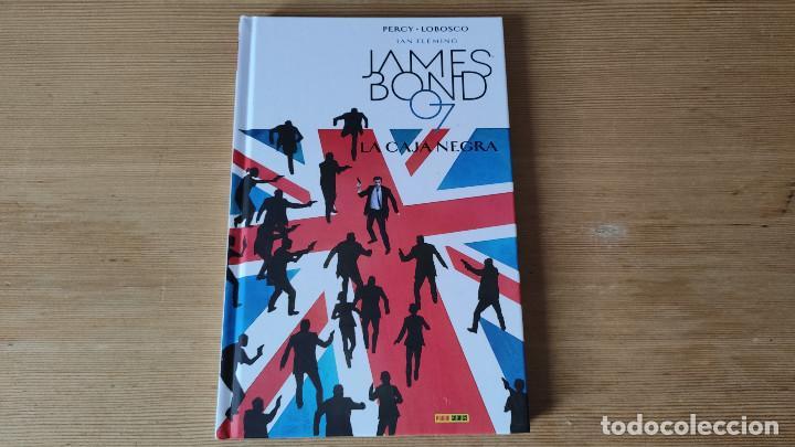 JAMES BOND 007: 5 - LA CAJA NEGRA, DE PANINI COMICS (BENJAMIN PERCY & RAPHA LOBOSCO) (Tebeos y Comics - Panini - Otros)