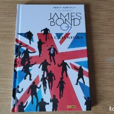 Cómics: JAMES BOND 007: 5 - LA CAJA NEGRA, DE PANINI COMICS (BENJAMIN PERCY & RAPHA LOBOSCO). Lote 206376677