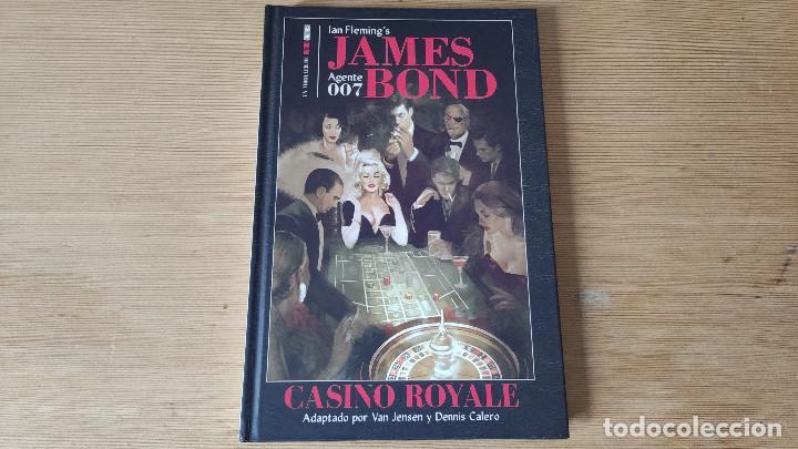 JAMES BOND 007: 7 - CASINO ROYALE, DE PANINI COMICS (VAN JENSEN & DENNIS CALERO) (Tebeos y Comics - Panini - Otros)
