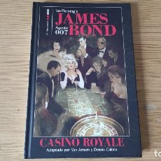 Cómics: JAMES BOND 007: 7 - CASINO ROYALE, DE PANINI COMICS (VAN JENSEN & DENNIS CALERO). Lote 206377271