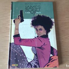 Cómics: JAMES BOND 007: 8 - CASE FILES, DE PANINI COMICS (VV.AA). Lote 206378022