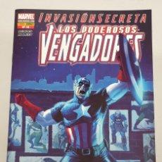 Cómics: LOS PODEROSOS VENGADORES Nº 13 - INVASION SECRETA / MARVEL - PANINI. Lote 206443647