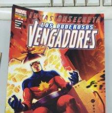 Cómics: LOS PODEROSOS VENGADORES Nº 19 - INVASION SECRETA / MARVEL - PANINI. Lote 206444083