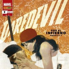 Cómics: DAREDEVIL 9 - PANINI / MARVEL GRAPA. Lote 206801507