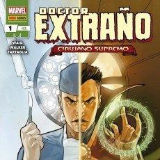 Cómics: DOCTOR EXTRAÑO : CIRUJANO SUPREMO 1 - PANINI / MARVEL GRAPA. Lote 206801821
