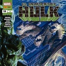 Cómics: EL INMORTAL HULK 19 - PANINI / MARVEL GRAPA. Lote 206802188