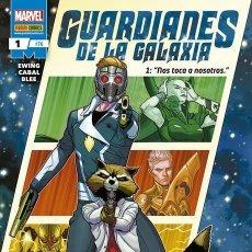 Cómics: GUARDIANES DE LA GALAXIA 1 - PANINI / MARVEL GRAPA. Lote 206802583
