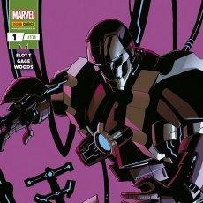 Cómics: IRON MAN 2020 1 - PANINI / MARVEL GRAPA. Lote 206802763