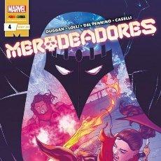 Cómics: MERODEADORES 4 - PANINI / MARVEL GRAPA / NOVEDAD. Lote 206805091