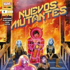 Cómics: NUEVOS MUTANTES 4 - PANINI / MARVEL GRAPA / NOVEDAD. Lote 206805460
