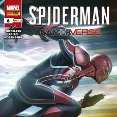 Cómics: SPIDERMAN GAMERVERSE 6 - PANINI / MARVEL GRAPA / NOVEDAD. Lote 206806041