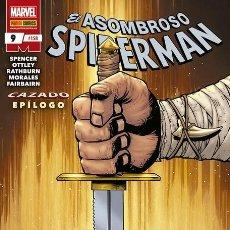 Cómics: EL ASOMBROSO SPIDERMAN 9 CAZADO EPÍLOGO. SPIDERMAN SPIDERMAN V2 NUMERO 158. PANINI.. Lote 206811711