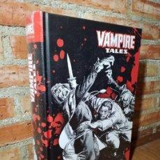 Cómics: VAMPIRE TALES MARVEL LIMITED EDITION PRECINTADO IMPECABLE. Lote 206959706