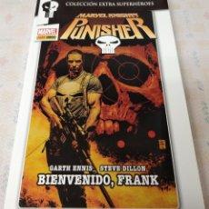 Comics : MARVEL KNIGHTS PUNISHER Nº 1: ''BIENVENIDO, FRANK''. COL. EXTRA SUPERHÉROES. PANINI COMICS, 2014. Lote 206972308