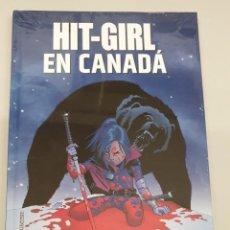 Cómics: HIT GIRL EN CANADA / JEFF LEMIRE - EDUARDO RISSO / PANINI COMICS. Lote 207017310