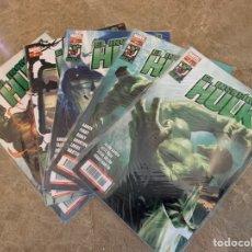 Cómics: 5 COMICS-EL INCREIBLE HULK-6-6-7-8-9-PANINI COMICS. Lote 207133221