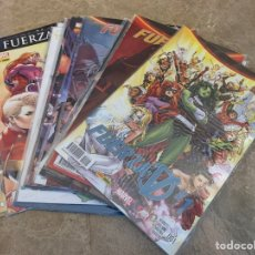Cómics: PANINI COMICS-FUERZA V-DEL 1 AL 15-IMPECABLES. Lote 207133431