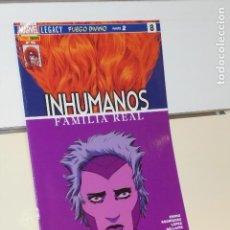 Cómics: INHUMANOS Nº 45 FUEGO DIVINO PARTE 2 - PANINI. Lote 207233063