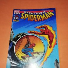 Cómics: SPIDERMAN. MARVEL TEAM-UP. VOLUMEN 1 Nº 13. BIBLIOTECA MARVEL. PANINI.. Lote 207287080