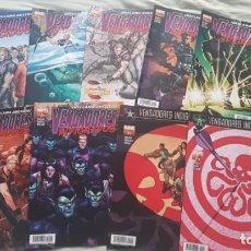 Comics: VENGADORES INDIGNADOS (OBRA COMPLETA 9 NÚMEROS) - PANINI. Lote 207359885