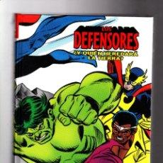 Cómics: LOS DEFENSORES 2 : Y QUIEN HEREDARÁ LA TIERRA ? - PANINI / MARVEL LIMITED EDITION NUEVO Y PRECINTADO. Lote 204980560