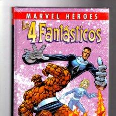 Cómics: LOS CUATRO FANTASTICOS DE JOHN BYRNE 2 - PANINI / MARVEL HEROES 60 / TAPA DURA / NUEVO Y PRECINTADO. Lote 207847852
