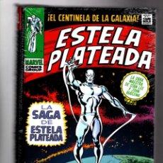 Cómics: ESTELA PLATEADA 1 : LA SAGA - PANINI / MARVEL OMNI GOLD / TAPA DURA / NUEVO Y PRECINTADO. Lote 207848656