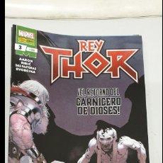 Comics: REY THOR Nº 3 - THOR VOL 5 Nº 106 - MARVEL PANINI. Lote 207862510