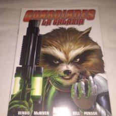 Cómics: GUARDIANES DE LA GALAXIA # 3 PANINI. Lote 208598792