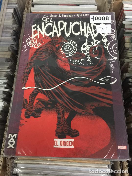 PANINI EL ENCAPUCHADO EL ORIGEN BUEN ESTADO (Tebeos y Comics - Panini - Marvel Comic)
