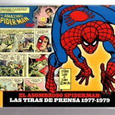Cómics: EL ASOMBROSO SPIDERMAN : LAS TIRAS DE PRENSA DE STAN LEE Y JOHN ROMITA 1 (1971-1979) PANINI / MARVEL. Lote 208677622