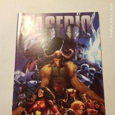 Comics: ASEDIO Nº 0 ESTADO MUY BUENO MAS ARTICULOS ACEPTO OFERTAS. Lote 208701427