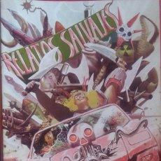 Cómics: RELATOS SALVAJES 7. Lote 209248601