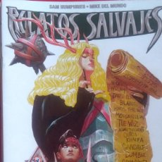 Cómics: RELATOS SALVAJES 8. Lote 209248635