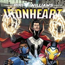 Cómics: RIRI WILLIAMS: IRONHEART 2 PANINI CÓMICS. Lote 209404248